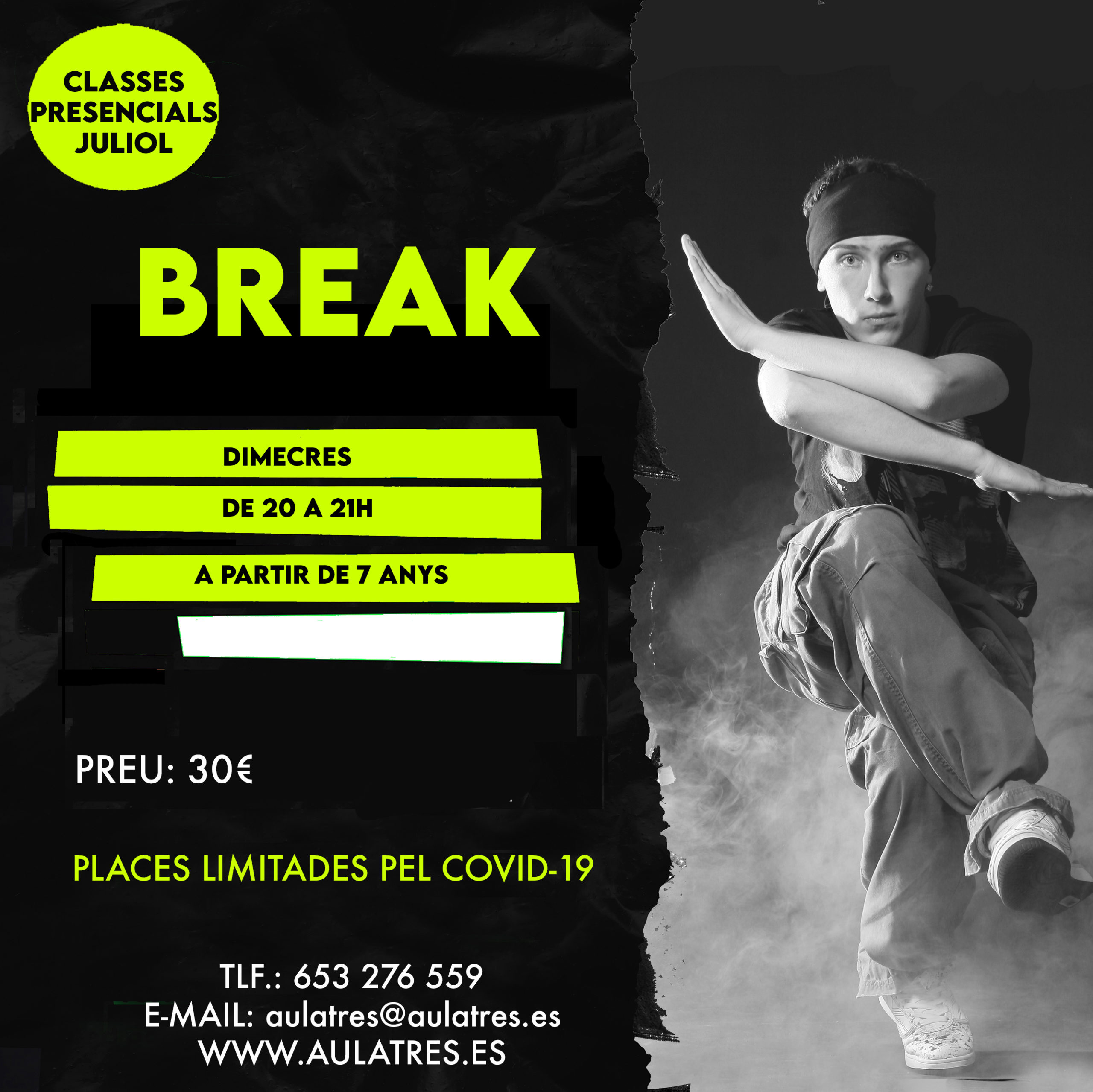 PRESENCIALES BREAK