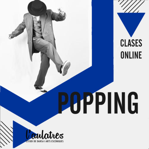 CLASES ONLINE popping