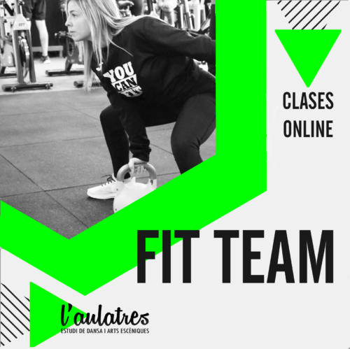 CLASES ONLINE sonia fit team